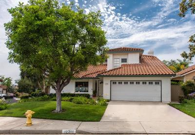 Moorpark Single Family Home For Sale: 12201 Willow Hill Drive