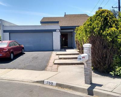 Newbury Park Single Family Home For Sale: 759 Paseo Montecito
