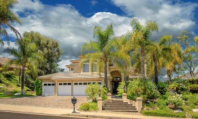 Tarzana Single Family Home For Sale: 4031 Hilton Head Way