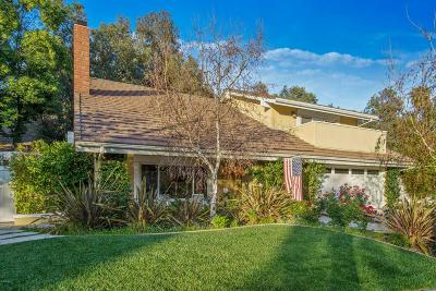 Westlake Village Single Family Home For Sale: 2355 Stormcroft Court