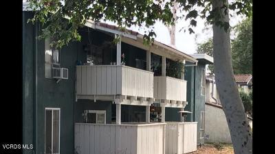 Ventura Condo/Townhouse For Sale: 1300 Saratoga Avenue #1207