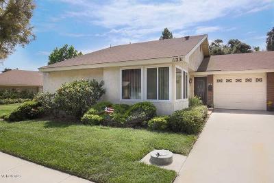 Camarillo Single Family Home For Sale: 11231 Village 11