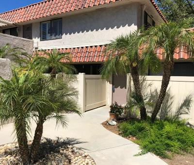 Westlake Village Condo/Townhouse For Sale: 2846 Instone Court