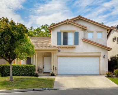 Single Family Home Sold: 584 Paseo Del Valle