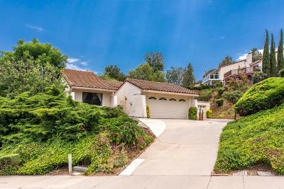 Westlake Village Condo/Townhouse For Sale: 32322 Saddle Mountain Drive
