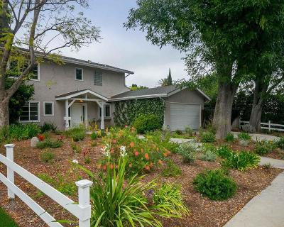 Granada Hills Single Family Home For Sale: 17535 Blackhawk Street