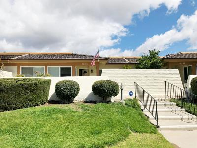 Westlake Village Condo/Townhouse For Sale: 4096 Lake Harbor Lane