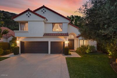 Westlake Village Single Family Home For Sale: 725 Cedar Point Place