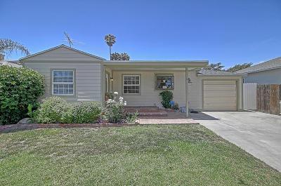 Ventura Single Family Home For Sale: 377 Jones Street