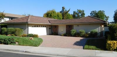 Westlake Village Single Family Home For Sale: 31711 Dunraven Court