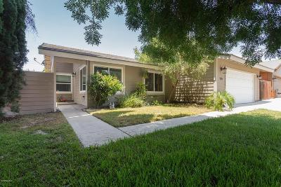 Simi Valley CA Single Family Home For Sale: $534,900