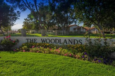 Thousand Oaks Condo/Townhouse For Sale: 2012 Birchdale Court