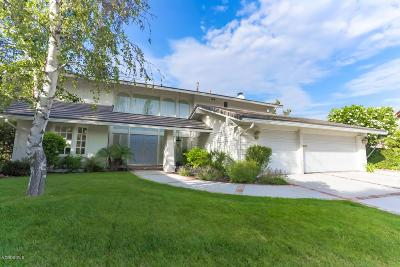 Westlake Village Single Family Home For Sale: 2195 Kinross Court