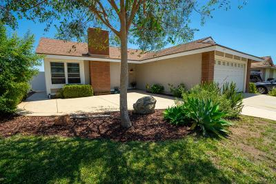 Camarillo Single Family Home For Sale: 5303 Willow View Drive