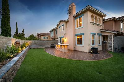Simi Valley CA Condo/Townhouse For Sale: $550,000