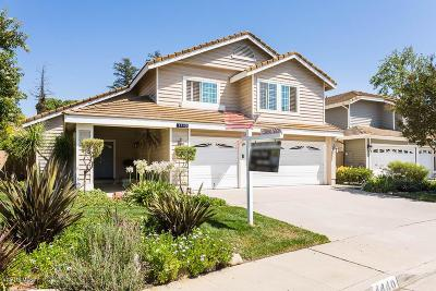 Moorpark Single Family Home For Sale: 4440 Vistameadow Court