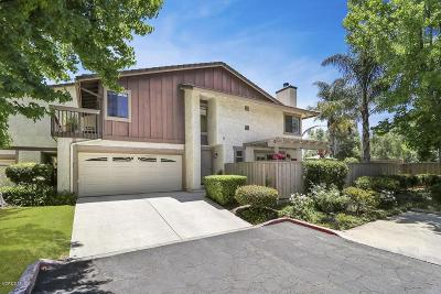 Thousand Oaks Condo/Townhouse For Sale: 2602 Calle Elegante