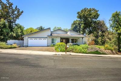 Thousand Oaks Single Family Home For Sale: 329 Fox Hills Drive