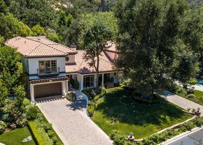 Westlake Village Single Family Home Sold: 2396 Stafford Road