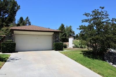 Moorpark Single Family Home For Sale: 14667 Loyola Street