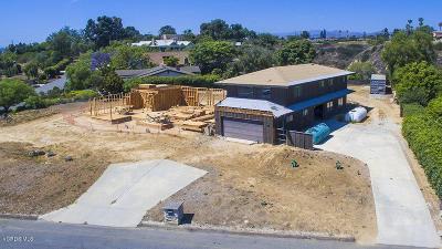 Camarillo Single Family Home For Sale: 609 Corriente Court
