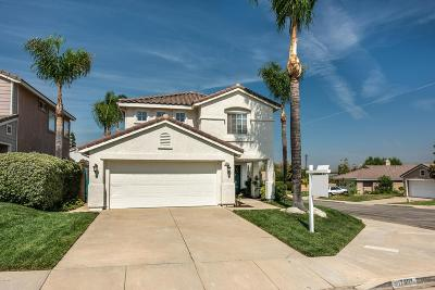 Simi Valley CA Single Family Home For Sale: $646,000