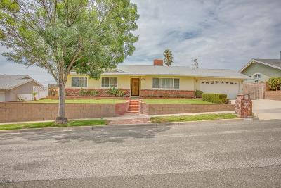 Simi Valley CA Single Family Home For Sale: $599,950