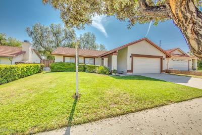 Simi Valley CA Single Family Home For Sale: $529,950
