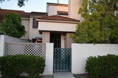 Westlake Village Condo/Townhouse For Sale: 993 Via Colinas