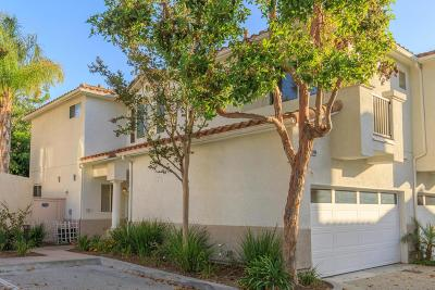 Moorpark Condo/Townhouse For Sale: 11844 Barletta Place
