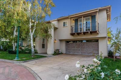 Calabasas Single Family Home For Sale: 26674 Country Creek Lane