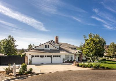 Simi Valley CA Single Family Home For Sale: $1,150,000