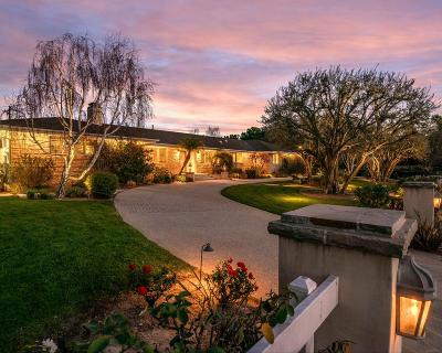 Thousand Oaks Single Family Home For Sale: 842 Calle Yucca