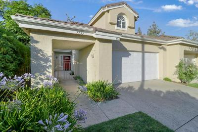 Westlake Village Condo/Townhouse For Sale: 5735 Tanner Ridge Avenue