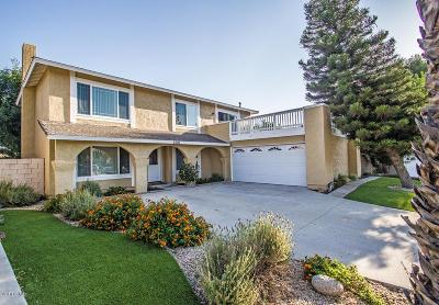 Simi Valley CA Single Family Home For Sale: $618,000