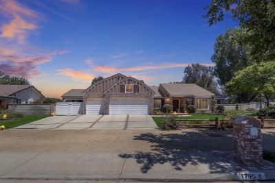 Simi Valley Single Family Home For Sale: 1795 Rambling Road