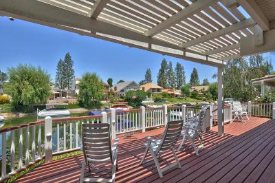 Westlake Village Single Family Home For Sale: 4009 Whitesail Circle