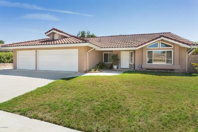 Simi Valley Single Family Home For Sale: 2648 Georgette Place