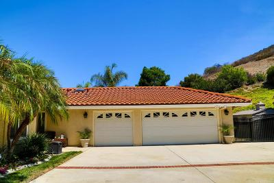 Westlake Village Single Family Home For Sale: 4103 East Hillcrest Drive