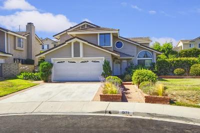 Moorpark Single Family Home For Sale: 13178 Sleepy Wind Street
