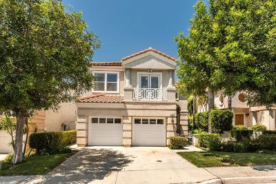 Moorpark Single Family Home For Sale: 11277 Shadyridge Road