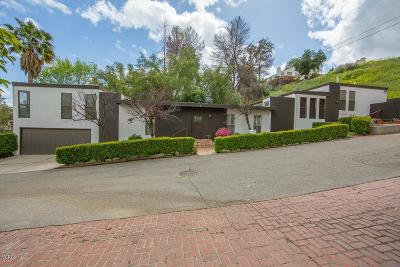 Woodland Hills Single Family Home For Sale: 4907 San Feliciano Drive