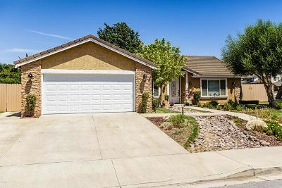 Camarillo Single Family Home For Sale: 452 Fallen Leaf Avenue