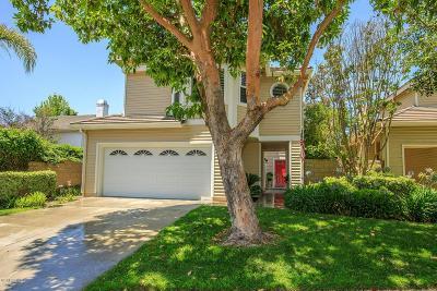 Moorpark Single Family Home For Sale: 4393 Brookglen Street