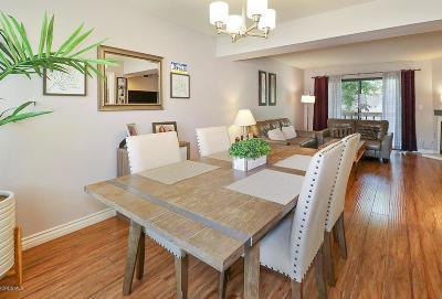 Calabasas Condo/Townhouse For Sale: 26000 Alizia Canyon Drive #C