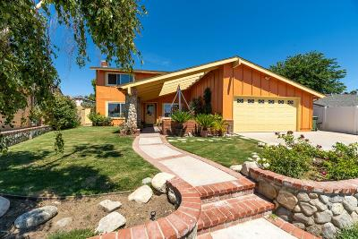 Simi Valley Single Family Home For Sale: 2574 Marilyn Street