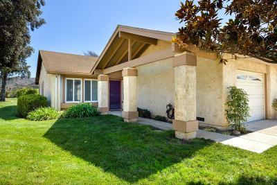 Camarillo Single Family Home For Sale: 38022 Village 38