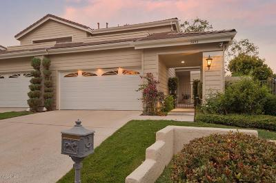 Westlake Village Condo/Townhouse For Sale: 5693 Tanner Ridge Avenue