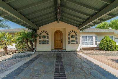 Camarillo Single Family Home For Sale: 355 Avocado Place