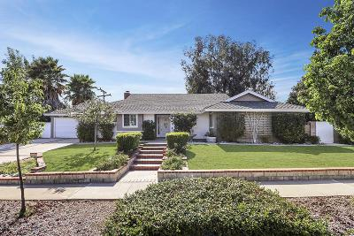 Thousand Oaks Single Family Home For Sale: 2483 Young Avenue